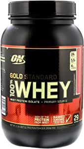 Optimum Nutrition Gold Standard 100% Whey Protein - Strawberry 2lbs