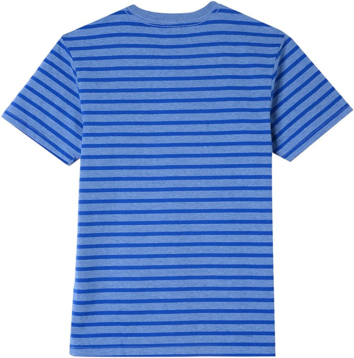 Nautica Boys Short Sleeve Striped V-Neck T-Shirt