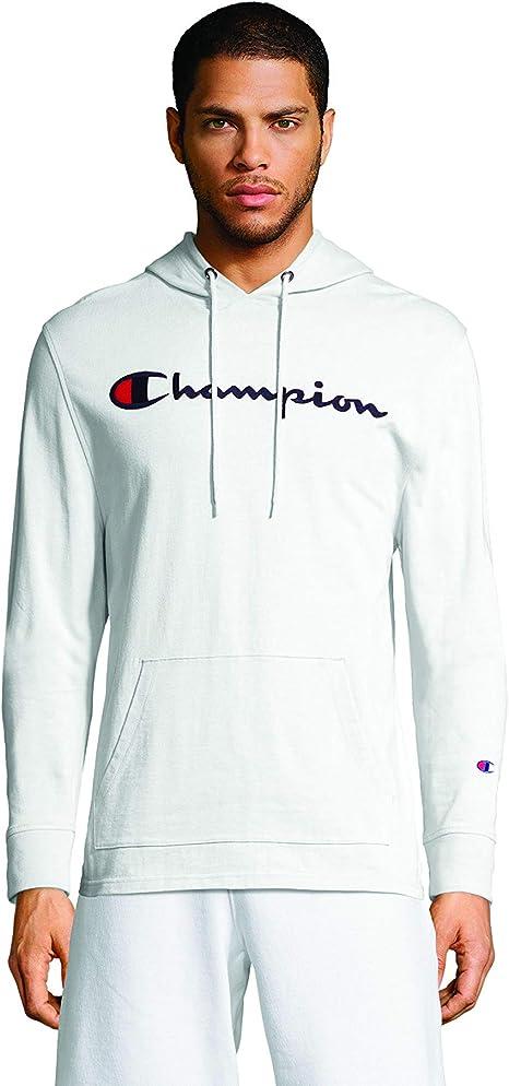 Vêtements Homme Champion Classic Logo Sweat Shirt À Capuche