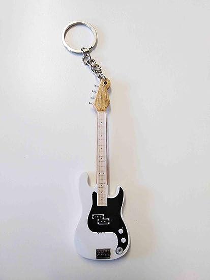 Axman DEE DEE Ramone (Ramones): Fender P-Bass - Llavero e ...
