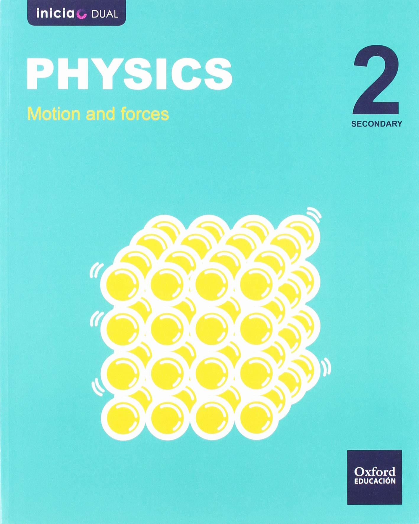 Inicia Physics And Chemistry. Students Book. Volume 2: Amazon.es: Higgins, Eoin: Libros en idiomas extranjeros