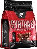 BSN SYNTHA-6 Whey Protein Powder, Micellar Casein, Milk Protein Isolate Powder, Chocolate Milkshake, 97 Servings…