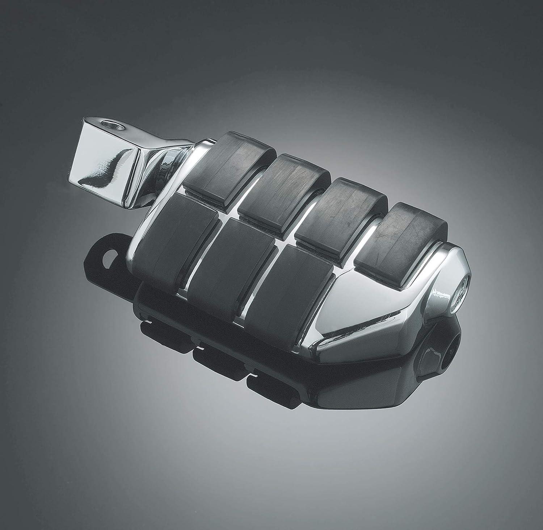 Fit For Yamaha Suzuki Kawasaki Honda Chromed Motorcycle 8028 ISO Dually Foot peg