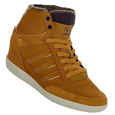 Adidas NEO: Adidas NEO WENEO Super Wedge Schuhe (GrauGrau