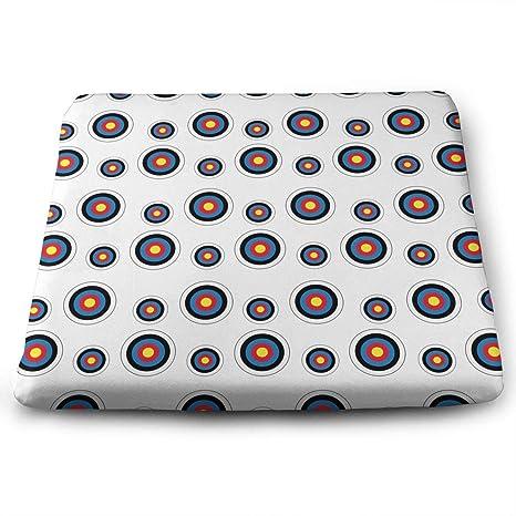 Amazon.com: Cojín lumbar cómodo para aliviar el dolor de ...