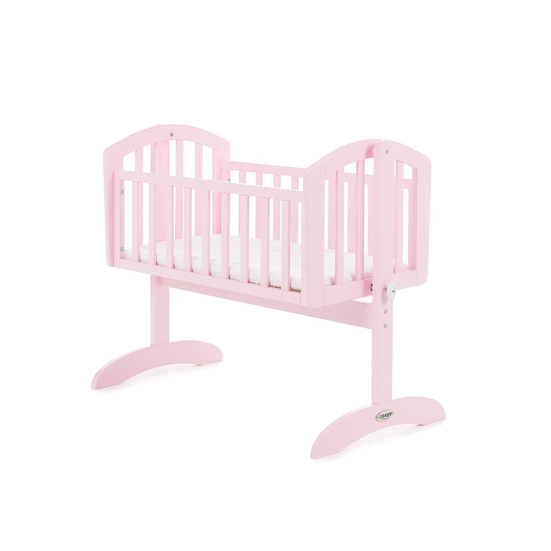 Obaby Sophie Swinging Crib & Mattress, Eton Mess Kims Baby Equipment Co Ltd 22OB0109MA
