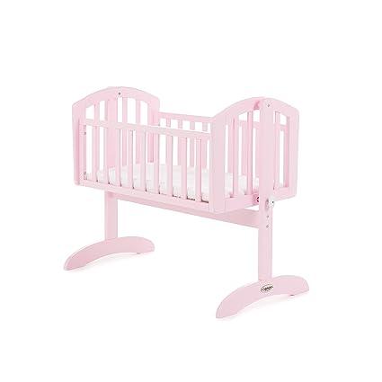 quality design d7a98 1541c Obaby Sophie Swinging Crib & Mattress, Eton Mess: Amazon.co ...
