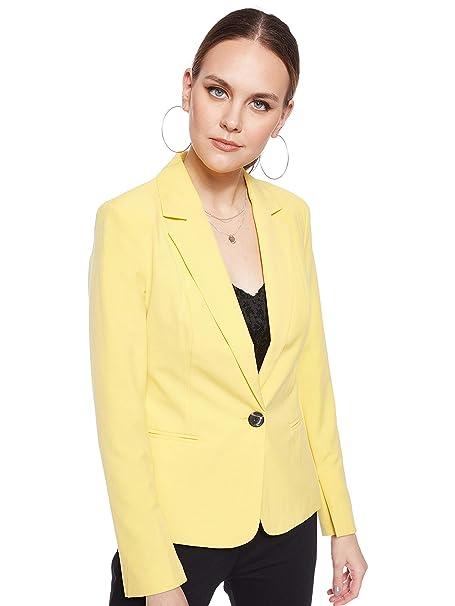 Vero Moda Vmcaro L/S Blazer Chaqueta de Traje para Mujer ...