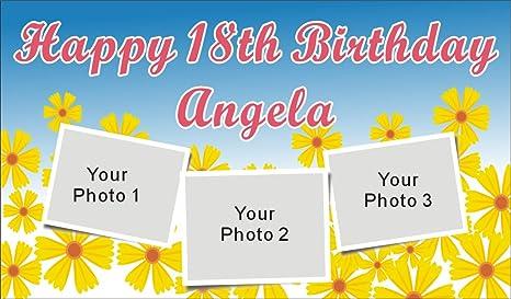 amazon com alice graphics 3ftx5ft custom personalized happy