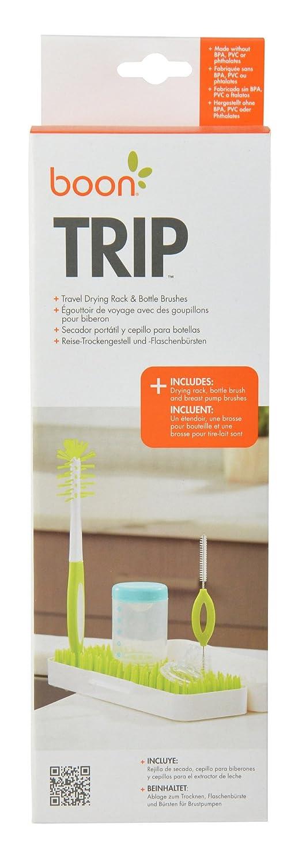 Boon - Estante de secado para encimera y accesorios de cocina para alimentación de bebé