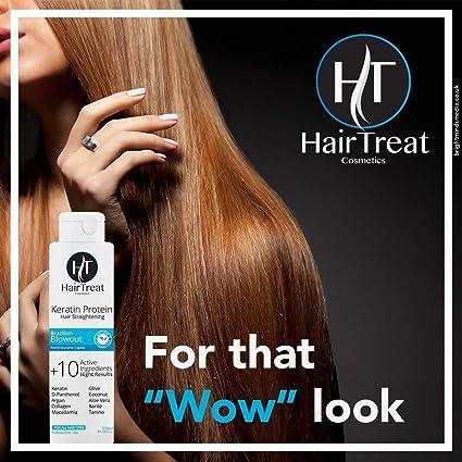 Tratamiento de Alisamiento Brazilero de Tanino Hair Treat ...
