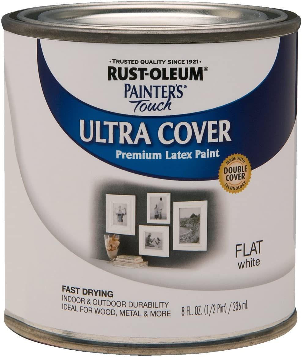 Rust-Oleum 1990730 Painter's Touch Latex Paint