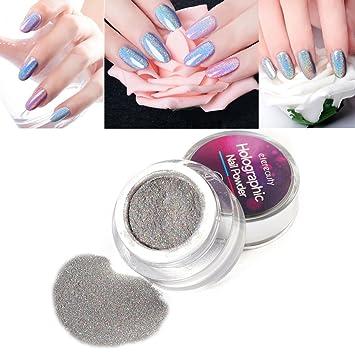 Etereauty 3 G Nägel Pulver Chrom Staub Dekoration Von Kunst Nails