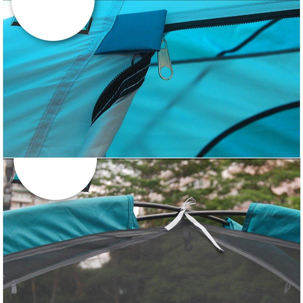 Zelt Zelt Zelt LINGZHIGAN Outdoor-Camping, Kurz Draußen, regensicher, Camping, Großer Raum, Stehzelt B07FB42829 Wurfzelte Sehr gute Qualität ef4df9