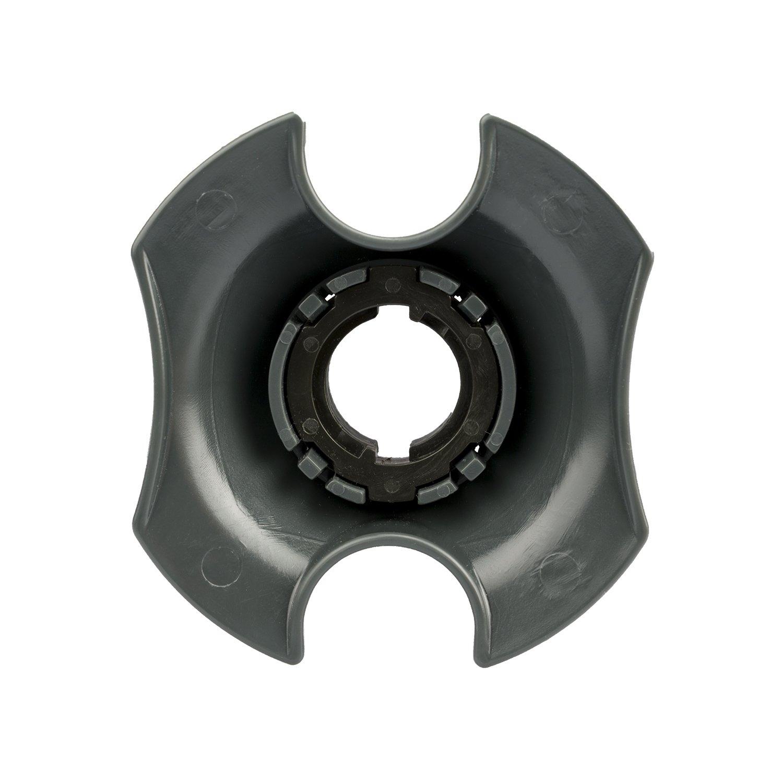 Base del Vaso para Thermomix TM21-Junta de estanqueidad Apto para Vorwerk Thermomix TM21 (Recambio Adaptable)