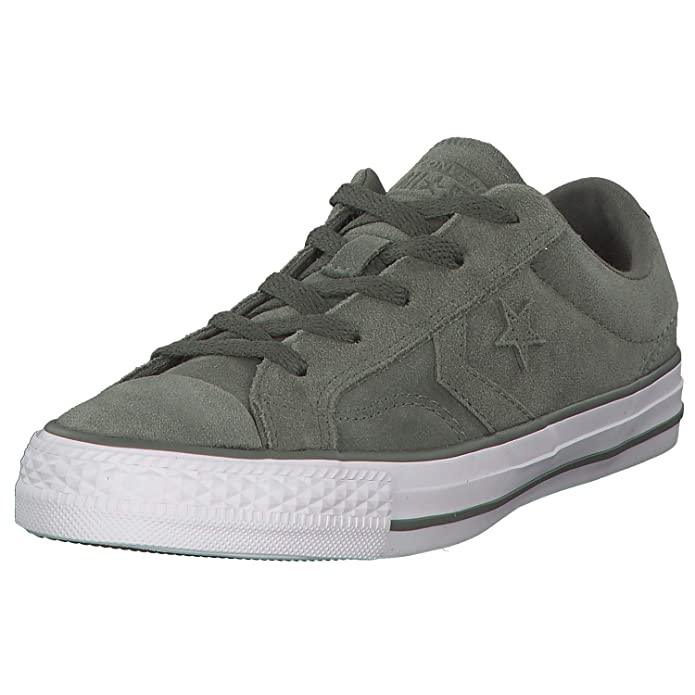 Converse Star Player Low Top Unisex Erwachsene Grün (Olive Submarine)