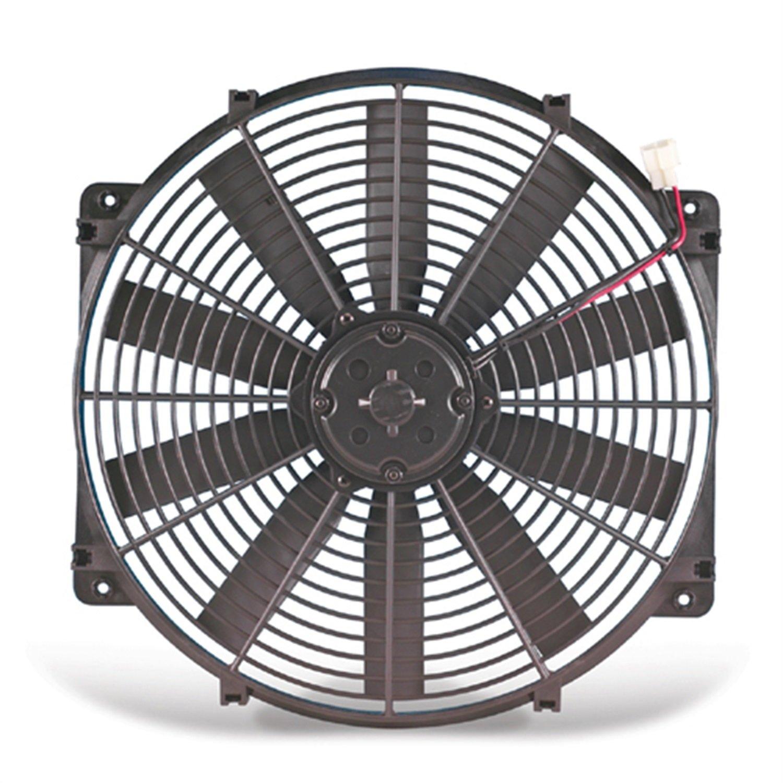 Flex-a-lite 116 Black 16'' Trimline Fan (reversible)