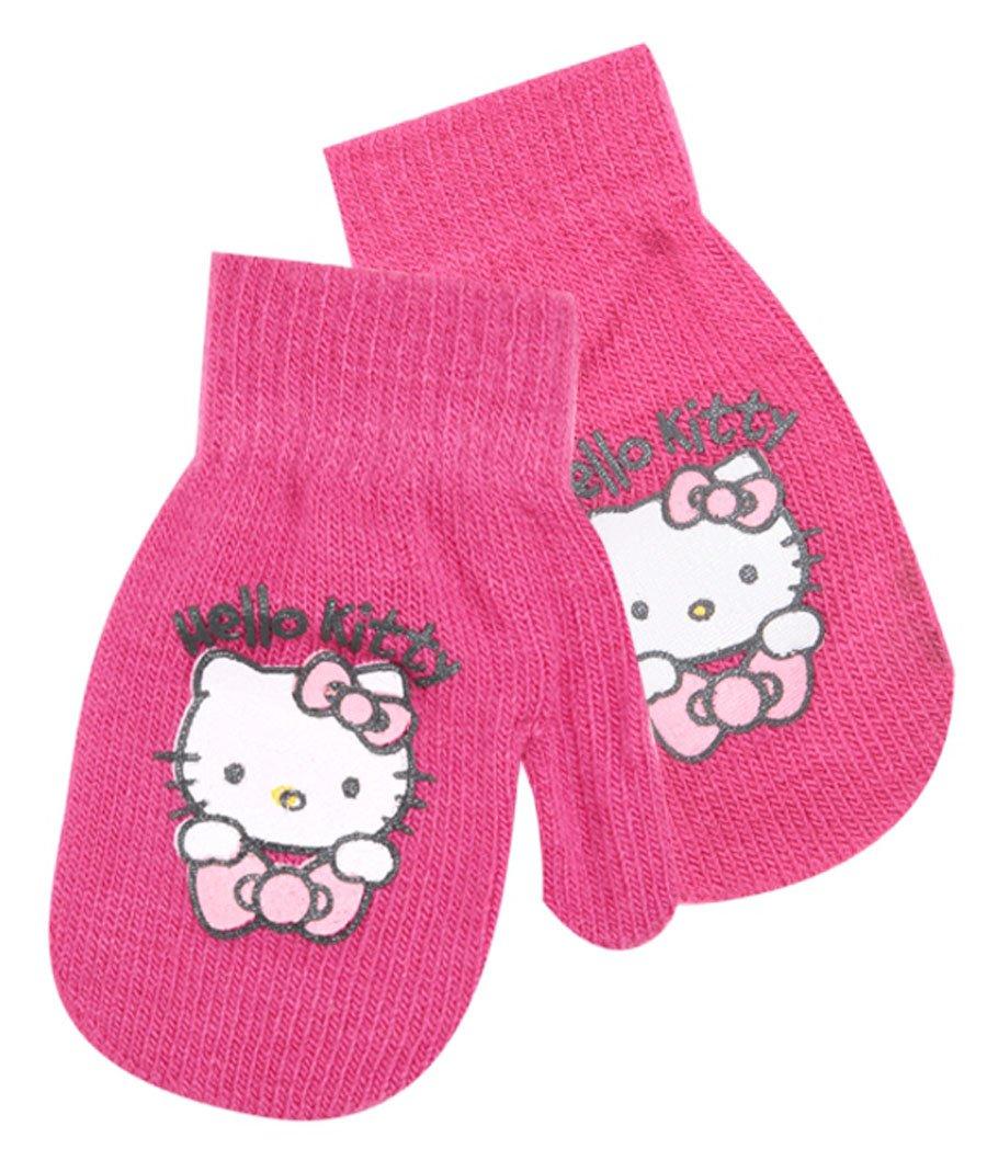4/colori taglia unica 6//–/36/mesi motivo: Hello Kitty Muffole unisex ecru