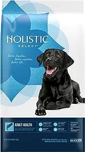 Holistic Select Natural Dry Dog Food Anchovy, Sardine & Salmon