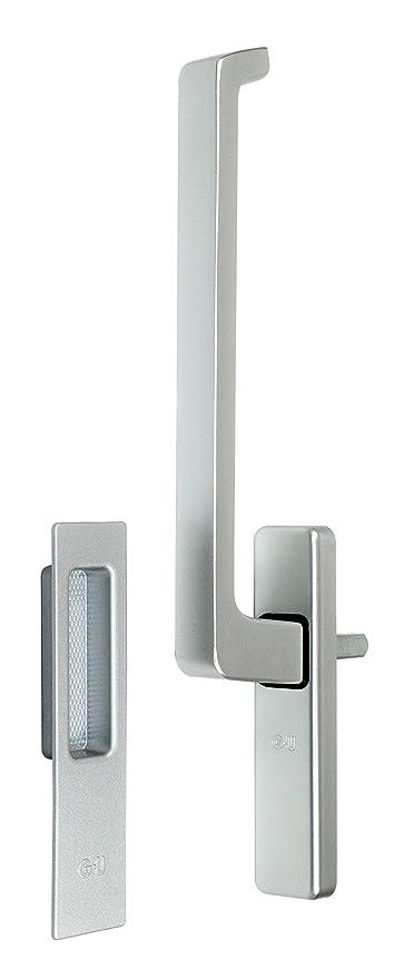GU Sliding Door Handle Dirigent 934/937 Right/Left/Silver EV1 with ...
