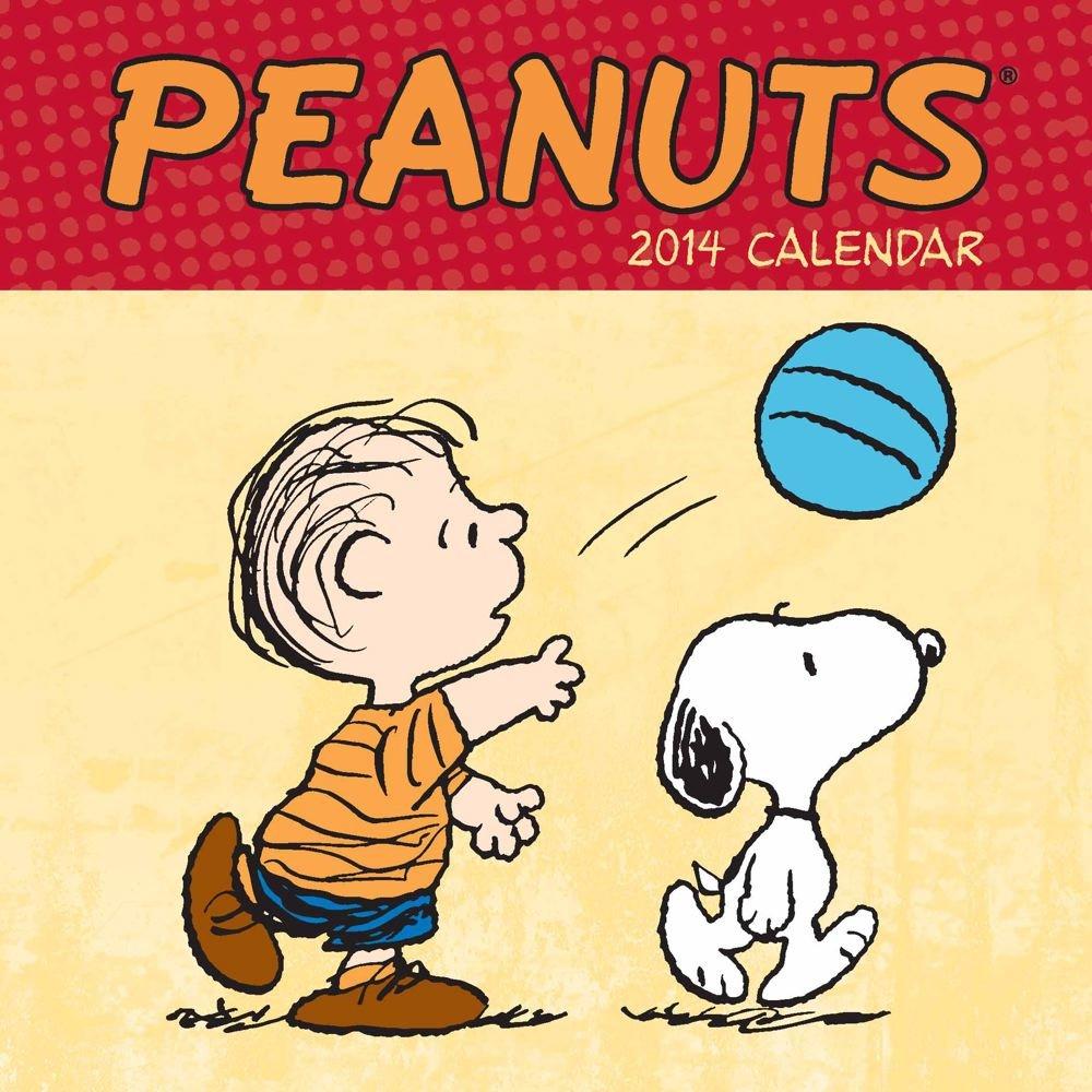 Peanuts 2014 Mini Wall Calendar ebook