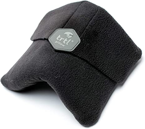 Trtl Pillow Black+Grey Scientifically