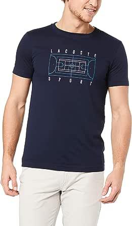 Lacoste Men's Sports Tennis Court T-Shirt