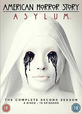 American Horror Story - Season 2 (Asylum) [DVD]: Amazon co uk