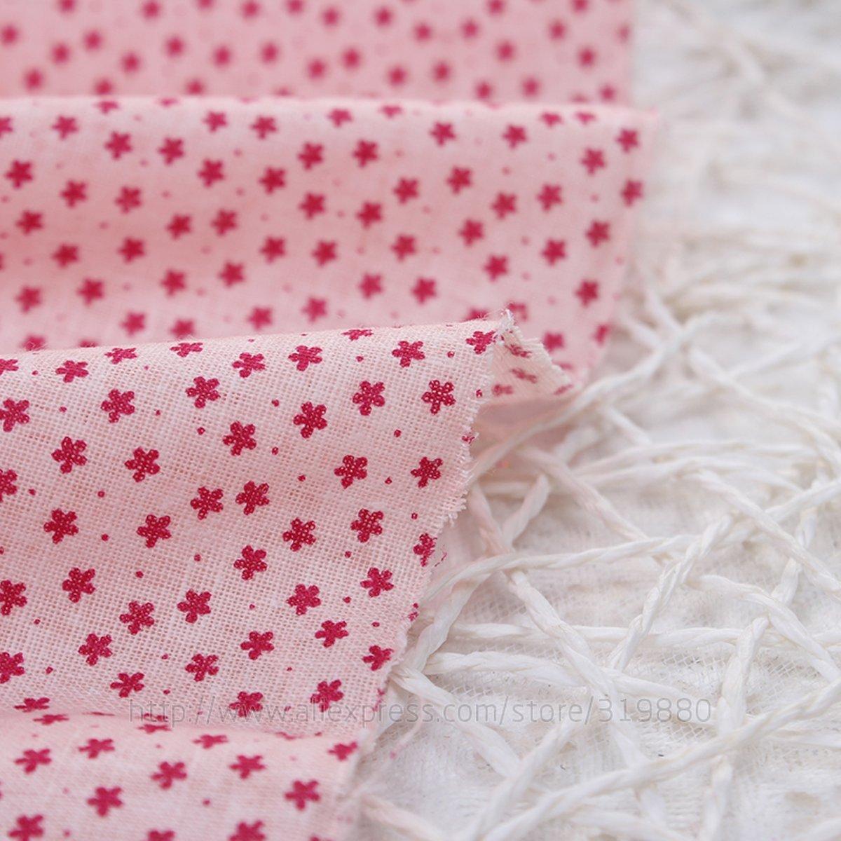 TACOLI - Juego de 7 piezas de tela de costura, 50 cm x 50 cm ...