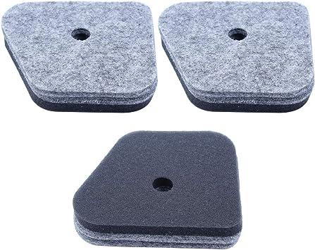 Air Filter Primer Bulb Kit For Stihl FS90 FS100 FS110 FS130 FS90R FS110R FS130R