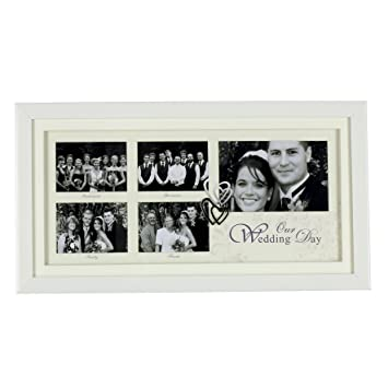 Amazon.com: Juliana White Multi Frame with Mount and Icon Our ...