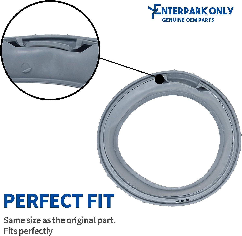 Enterpark Replacement DC64-00802A Diaphragm Compatible with SAMSUNG replaces 34001302 AP4044289 1122378 PS2037232 B00LLLJT9K B00A3NI4PC B018A2VVX4