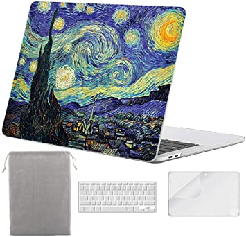 Amazon.com: Sykiila - Funda para MacBook Pro de 13 pulgadas ...
