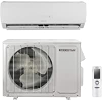 EdgeStar Single Zone 12000-BTU 25-SEER Mini Split Air Conditioner with Heater (MSPLIT12000W)