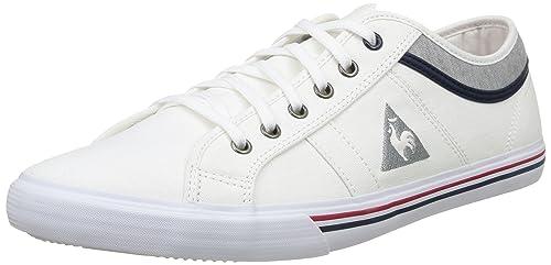 Le Coq Sportif Ferdinand Cvs Jersey - Zapatillas para hombre, color white (white/dress blue), talla 44: Amazon.es: Zapatos y complementos
