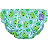 Bambino Mio Reusable Swim Nappy, leap Frog, Large (1-2 Years)