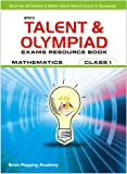 BMA's Talent & Olympiad Exams Resource Book for Class - 1 (Maths)
