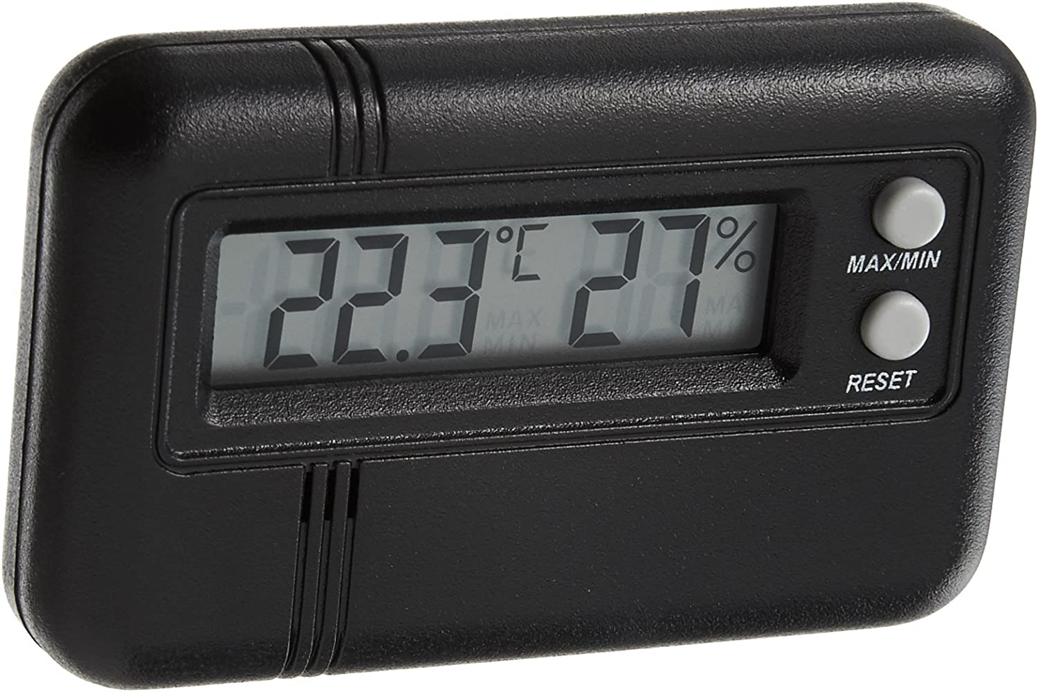 1 X Mini Digital Thermometer Hygrometer Temperature Humidity Gauge 71S6v968JsL