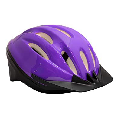 1500 ATB Helmet in Youth (54 - 56 cm) or Adult (56-60 cm) Sizes in 9 Colors: Sports & Outdoors