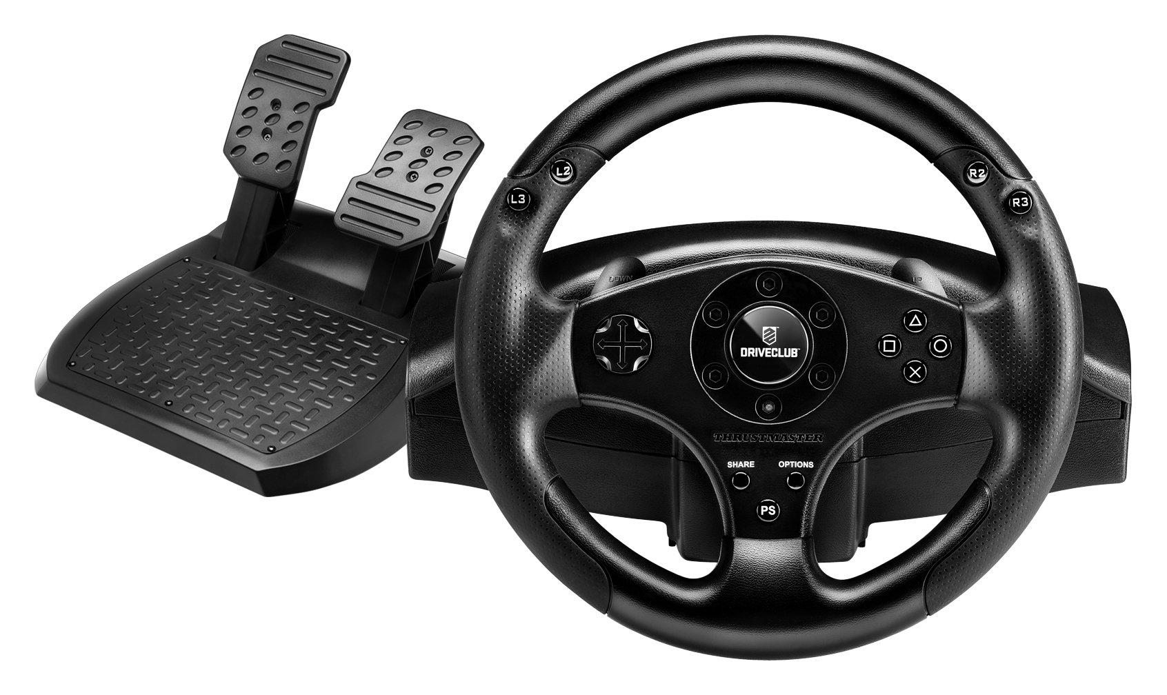 Thrustmaster T80 Driveclub Edition Racing Wheel