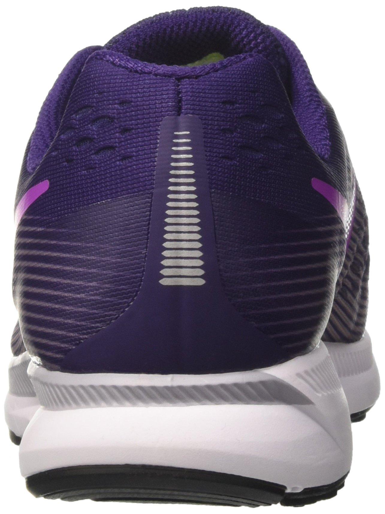 Nike Women's Air Zoom Pegasus 34 Running Shoes-Ink/Hyper Violet-6 by Nike (Image #2)