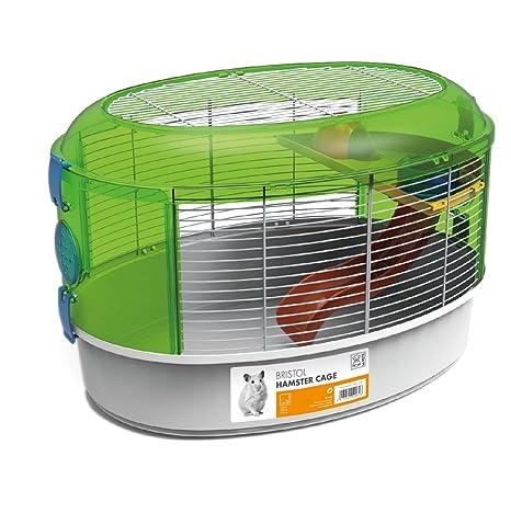 MPETS Jaula Bristol para hámster: Amazon.es: Productos para mascotas