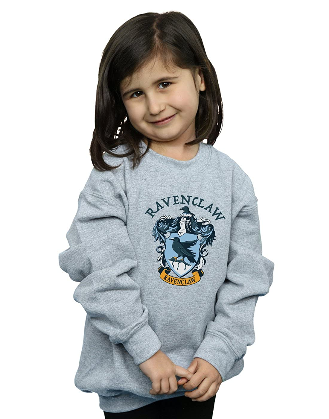 Harry Potter Fille Ravenclaw Crest Sweat-Shirt