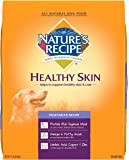 Nature's Recipe Healthy Skin Dry Dog Food, Vegetarian Recipe, 15-Pound