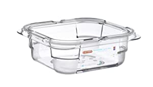araven, 09796, Polycarbonate Food Box, 1.05 Quart