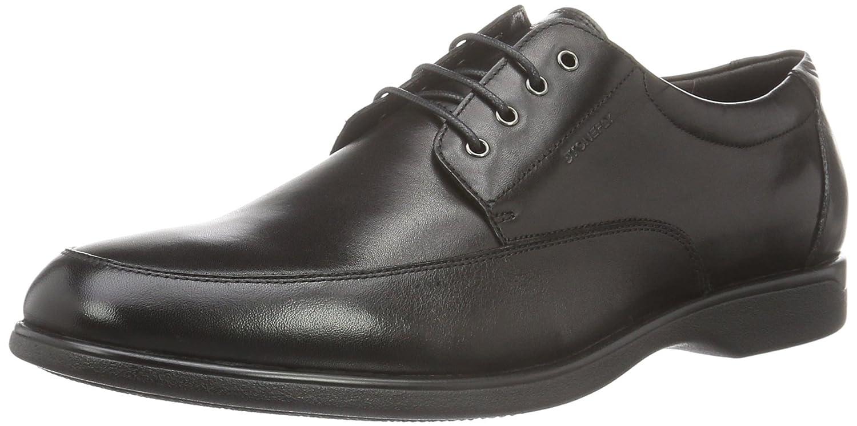 TALLA 40.5 EU. Stonefly Smart 6 Calf, Zapatos de Cordones Derby para Hombre