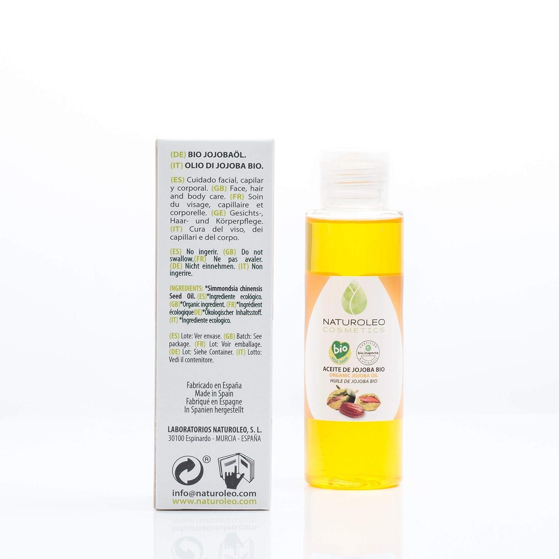 Amazon.com: Naturoleo Cosmetics - Aceite para el cabello ...