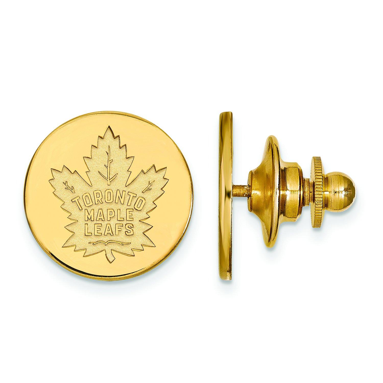 Toronto Maple Leafs Lapel Pin (14k Yellow Gold)