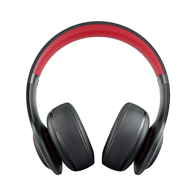 JBL EVEREST ELITE 300 Black / Redの写真02。おしゃれなヘッドホンをおすすめ-HEADMAN(ヘッドマン)-