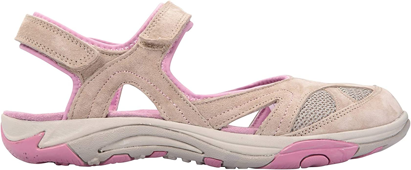 per Camminate Stile Casual Sandali coperti da Donna Leggeri Spiaggia Mountain Warehouse Bournemouth Resistenti Vacanze pratici Estivi